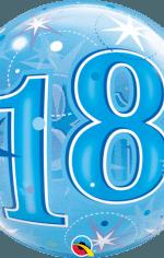 18 B.Bubble
