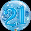21 B.Bubble