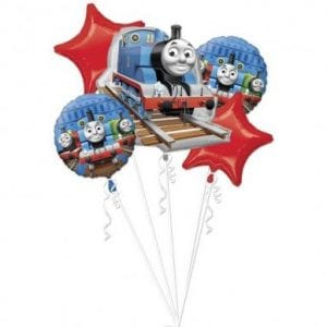 BALLOON BOUQUET KIT THOMAS & FRIENDS