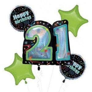21st - Twenty First