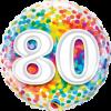 80 Confetti