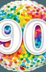 90 Confetti