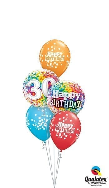 Helium Balloon Bouquets Delivered FREE Most Melbourne Suburbs