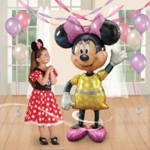 Airwalker Minnie Mouse