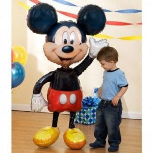 Anagram Mickey Mouse Airwalker