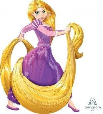 Airwalker Rapunzel