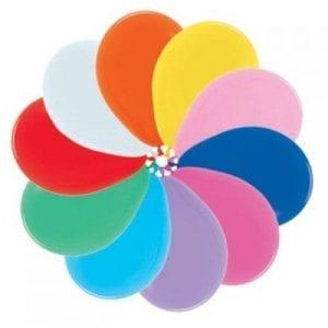 Helium Balloon standard assortment