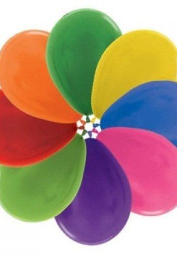 helium balloon metallic assortment